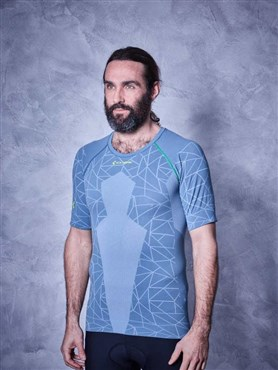 Cube Race Be Cool Short Sleeve Baselayer