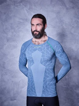 Cube Race Be Cool Long Sleeve Baselayer