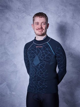 Cube Race Be Warm Long Sleeve Baselayer | Undertøj og svedtøj