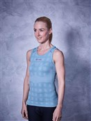 Cube Race Be Cool Womens Sleeveless Baselayer