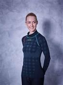 Cube Race Be Warm Womens Long Sleeve Baselayer