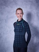 Cube Race Be Warm Womens Long Sleeve Baselayer