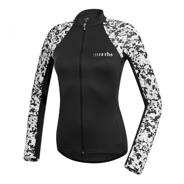 RH+ Camou Womens Thermo Long Sleeve Cycling Jersey | Trøjer