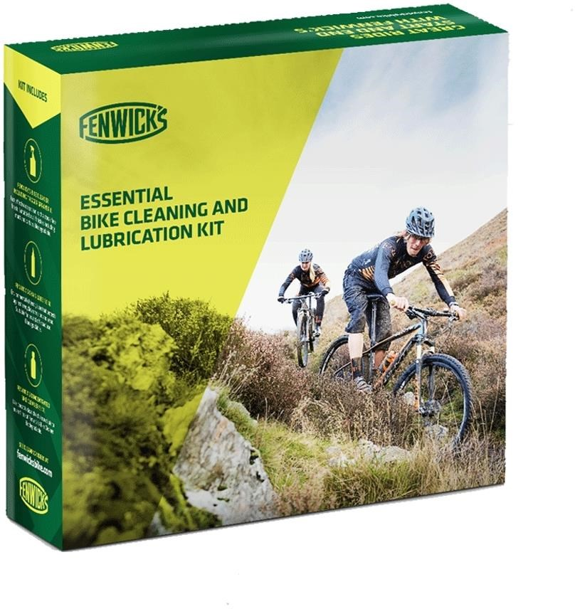 Fenwicks Essential Bike Cleaning and Lubrcation Kit | polish_and_lubricant_component
