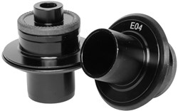 Product image for Stans NoTubes Neo End Caps Front QR