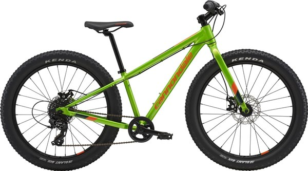 Cannondale 24+ U Kids Cujo 24w 2019 - Junior Bike