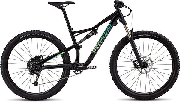 Specialized Camber 650b Womens Mountain Bike 2018 - Trail Full Suspension MTB