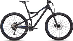 Specialized Camber Comp 29er Mountain Bike 2018 - Trail Full Suspension MTB