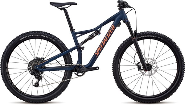 "Specialized Camber Comp  27.5"" Womens Mountain Bike 2018 - Trail Full Suspension MTB"