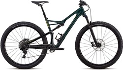 Product image for Specialized Camber Comp Carbon 29er - 1x Mountain Bike 2018 - Trail Full Suspension MTB