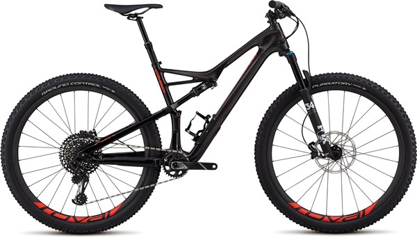 Specialized Camber Expert 29er Mountain Bike 2018 - Trail Full Suspension MTB