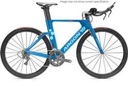 Argon 18 E-117 Tri 8050 2018 - Triathlon Bike