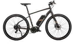 "Raleigh Strada Comp Steps E6000 27.5"" - Nearly New - 41cm 2018 - Electric Hybrid Bike"
