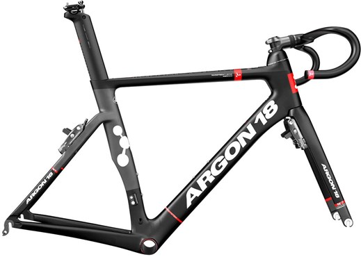 Argon 18 Nitrogen Pro Frameset 2018