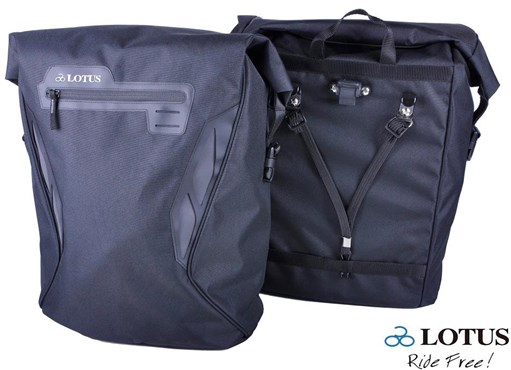 Lotus Explorer Rear Pannier Bags