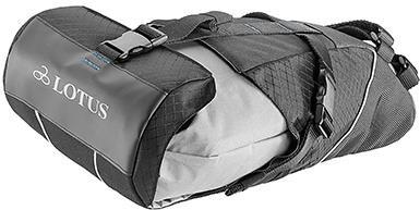 Lotus Explorer Saddle Bag with Dry Bag