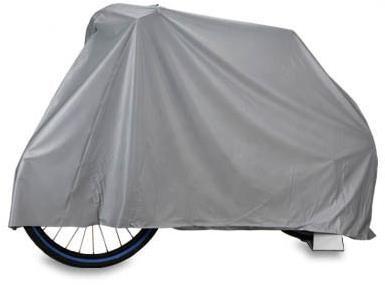 Lotus Pvc Waterproof Bike Cover