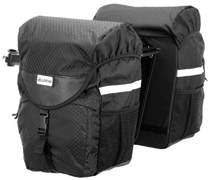Lotus SH-309L CVR Commuter Double Rear Pannier Bags | Rack bags