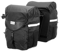 Lotus SH-309L CVR Commuter Double Rear Pannier Bags