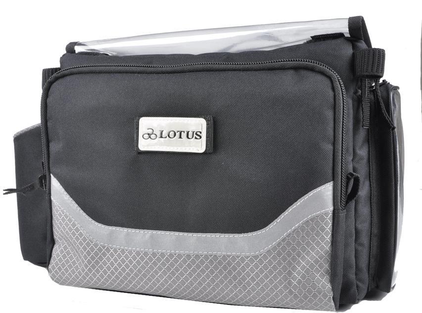 Lotus SH-6404 Commuter Handlebar Bag | Styrtasker