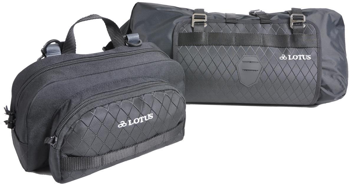 Lotus Tough Series TH7-6410 Handlebar Bag & Dry Bag | Styrtasker