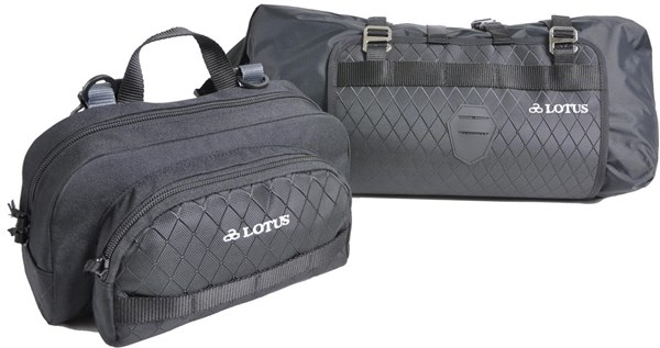 Lotus Tough Series TH7-6410 Handlebar Bag & Dry Bag | Rygsæk og rejsetasker