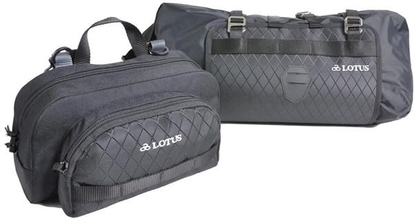 Lotus Tough Series TH7-6410 Handlebar Bag & Dry Bag
