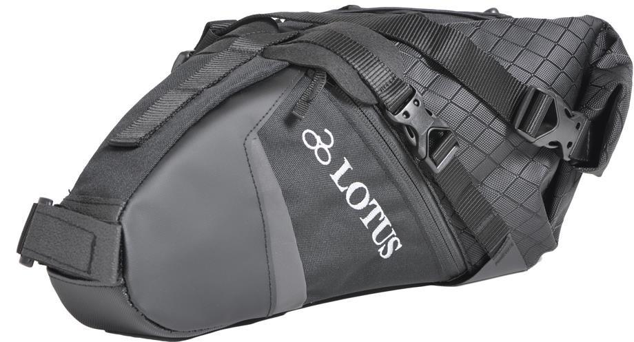 Lotus Tough Series TH7-7703 Saddle Bag | Sadeltasker