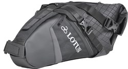 Lotus Tough Series TH7-7703 Saddle Bag