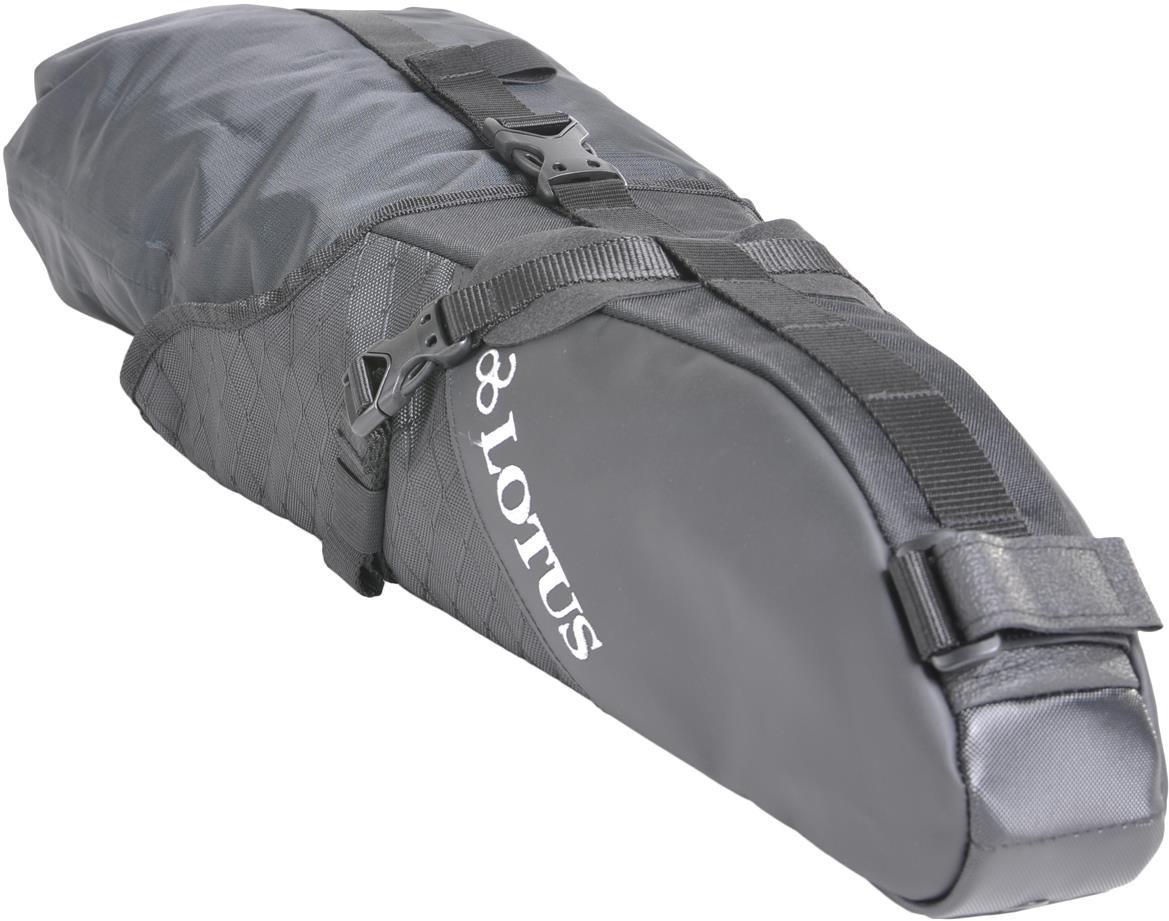 Lotus Tough Series TH7-7704 Saddle Bag & Dry Bag | Sadeltasker