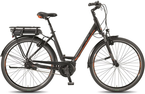 KTM Macina Classic Di2 A+5 2018 - Electric Hybrid Bike | City-cykler