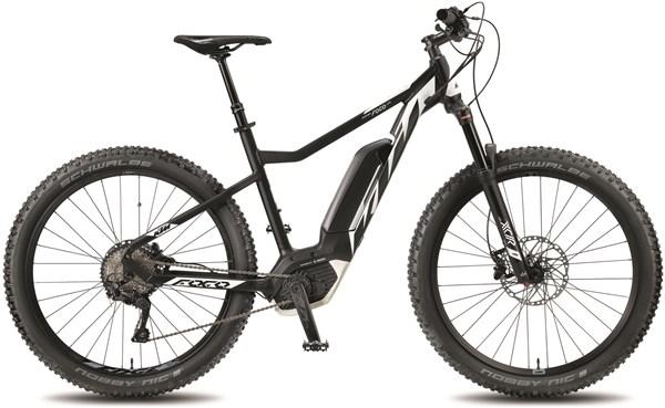 "KTM Macina Fogo 273 27.5"" 2018 - Electric Mountain Bike"