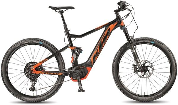 "KTM Macina Lycan 271 27.5"" 2018 - Electric Mountain Bike"
