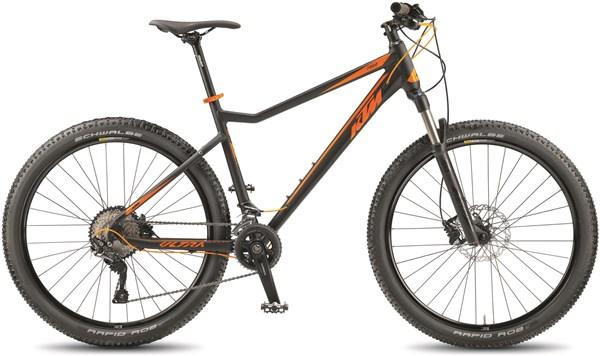 "KTM Ultra 1964 Comp 27.5"" Mountain Bike 2018 - Hardtail MTB"