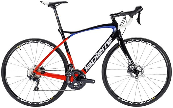 Lapierre Pulsium 600 FDJ Disc 2018 - Road Bike