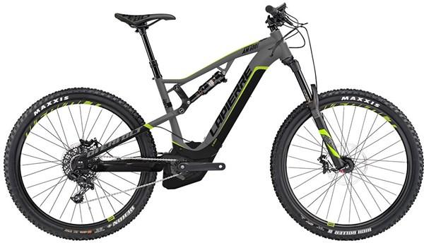 "Lapierre Overvolt AM 600I 27.5""+ 2018 - Electric Mountain Bike"