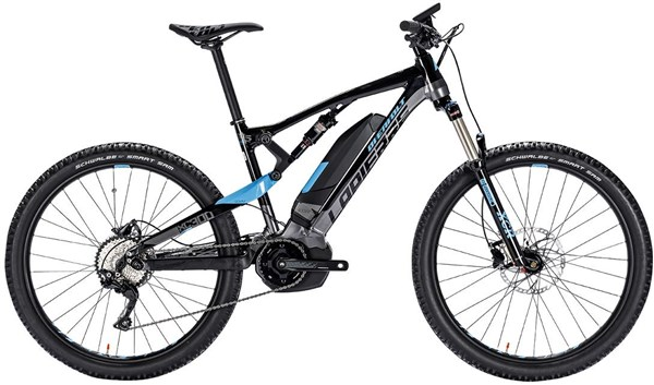 "Lapierre Overvolt XC 300 27.5""+ 2018 - Electric Mountain Bike"