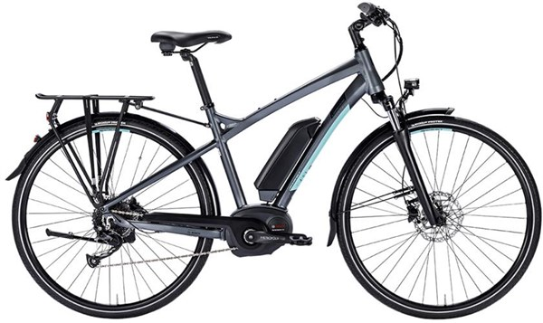 Lapierre Overvolt Explorer 600 2018 - Electric Hybrid Bike