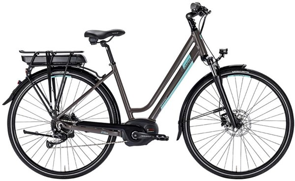 Lapierre Overvolt Explorer 600 Womens 2018 - Electric Hybrid Bike