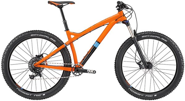 "Lapierre Edge+ 327 27.5""+ Mountain Bike 2018 - Hardtail MTB"