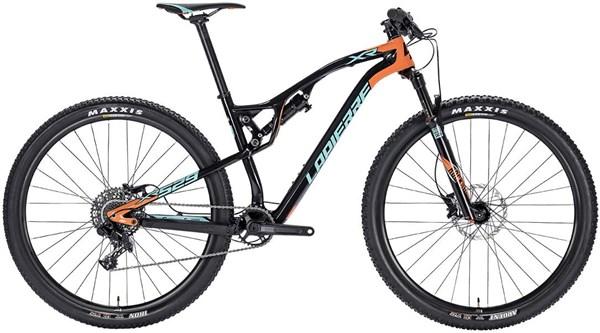 Lapierre XR 529 29er Mountain Bike 2018 - XC Full Suspension MTB