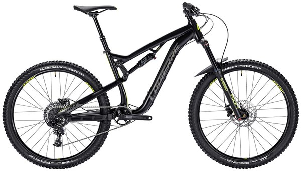 "Lapierre Zesty AM 327 27.5"" Mountain Bike 2018 - Trail Full Suspension MTB"