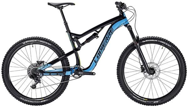 "Lapierre Zesty AM 427 27.5"" Mountain Bike 2018 - Trail Full Suspension MTB"