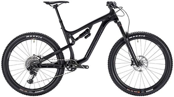 "Lapierre Zesty AM 827 Ultimate 27.5"" Mountain Bike 2018 - Trail Full Suspension MTB"