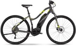 Haibike sDuro Cross 4.0 Womens 2018 - Electric Hybrid Bike