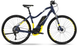 Haibike sDuro Cross 7.0 Womens 2018 - Electric Hybrid Bike