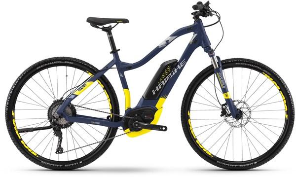 Haibike sDuro Cross 7.0 Womens 2018 - Electric Hybrid Bike