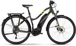 Haibike sDuro Trekking 4.0 Womens 2018 - Electric Hybrid Bike