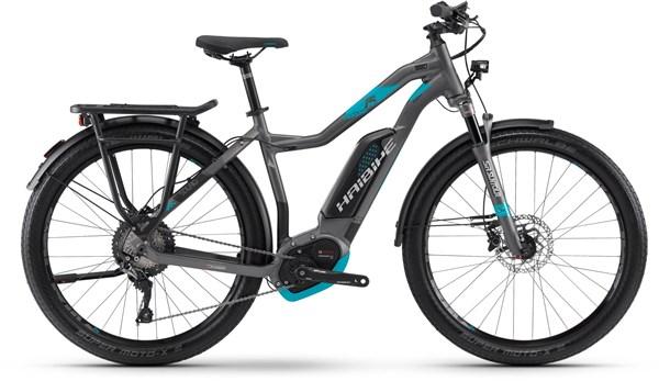Haibike sDuro Trekking 7.5 Womens 2018 - Electric Hybrid Bike