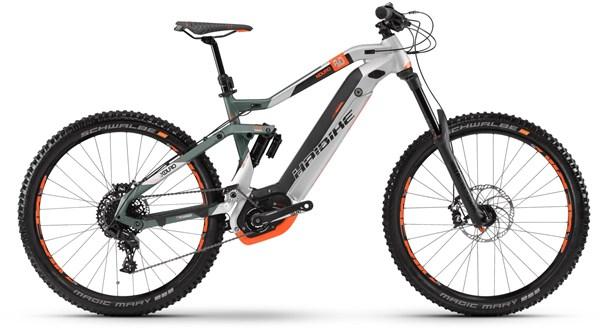 "Haibike xDuro NDuro 8.0 27.5""+ 2018 - Electric Mountain Bike"